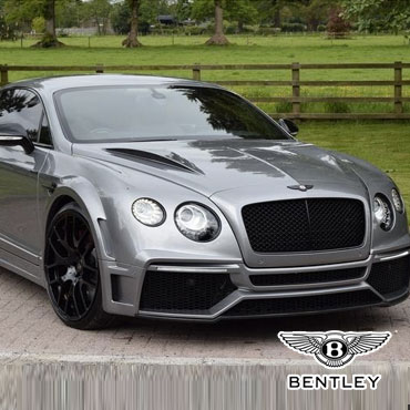 Bentley Sports Car Hire Newcastle