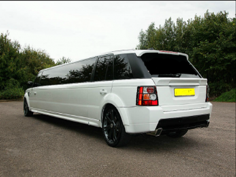 Range Rover Limo for Hire 2