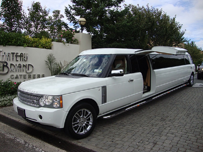 Range Rover Limo for Hire 7