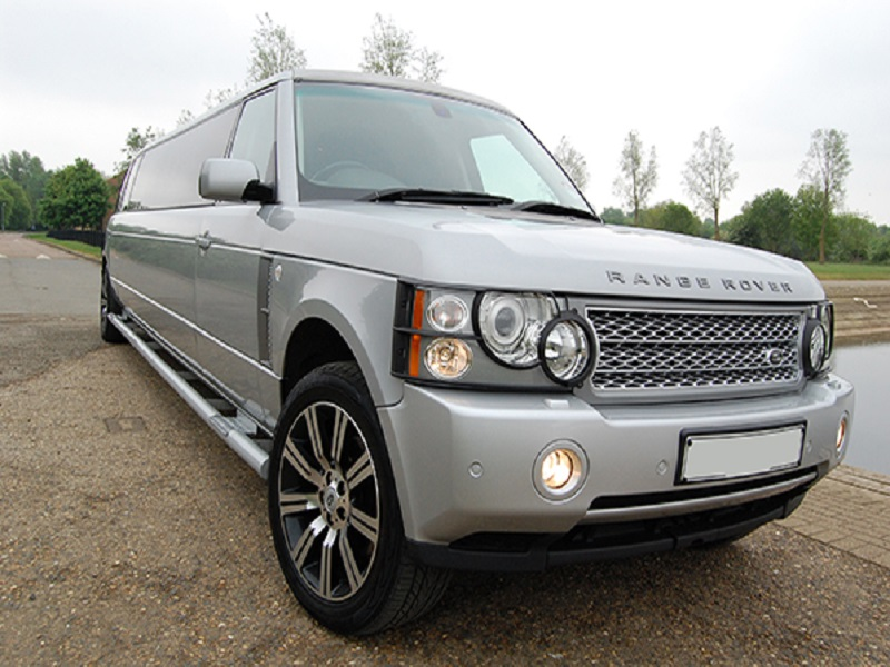 Range Rover Limo for Hire 8