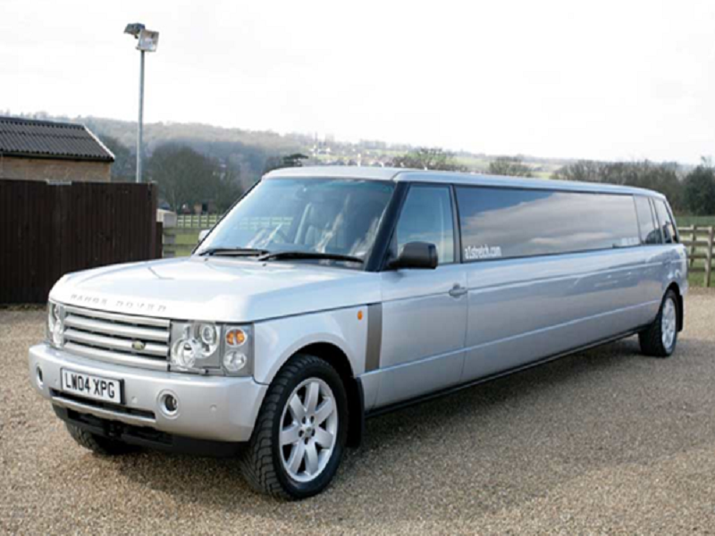 Range Rover Limo for Hire 9