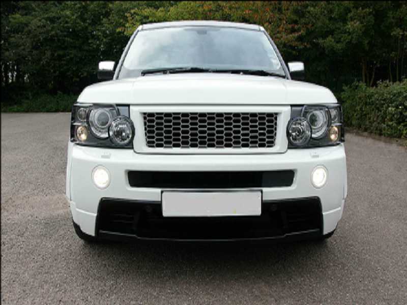 Range Rover Limo for Hire